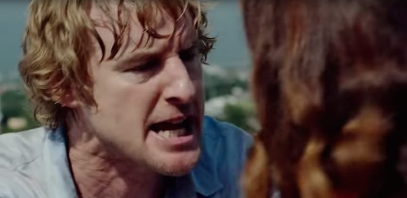 Owen Wilson - No Escape - FilmFad.com