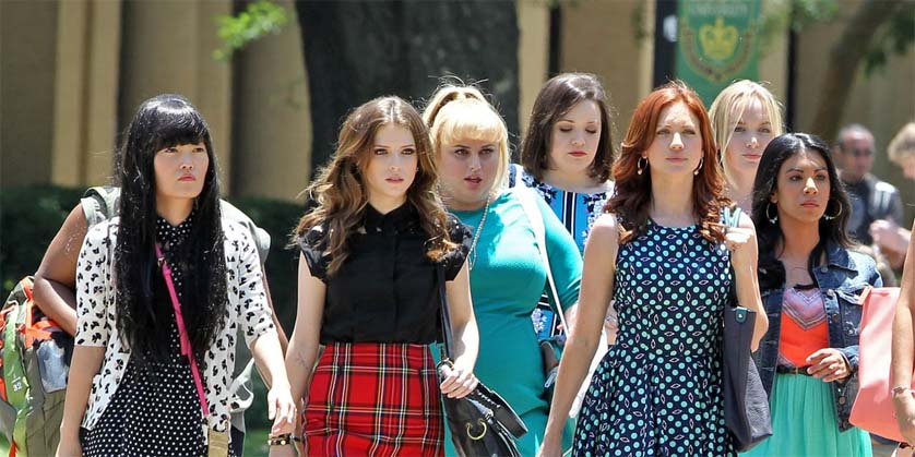 'Pitch Perfect 3' Greenlit!  That's Right Pitches!