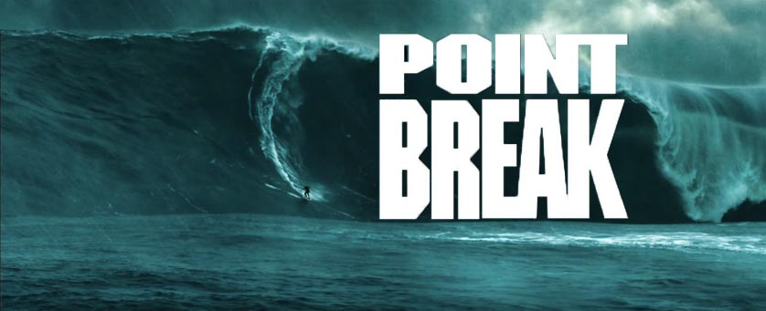 Point Break Reboot