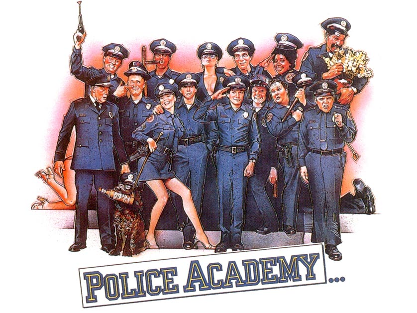 Casting Call: Police Academy dream cast for the future reboot
