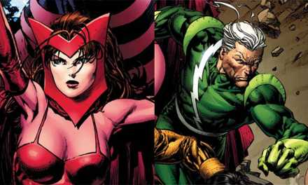 Marvel Comics redefines Quicksilver & Scarlet Witch as NON Mutants
