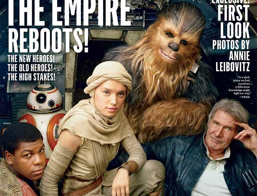 <em>Star Wars: The Force Awakens</em> latest photo shoot and videos show key characters