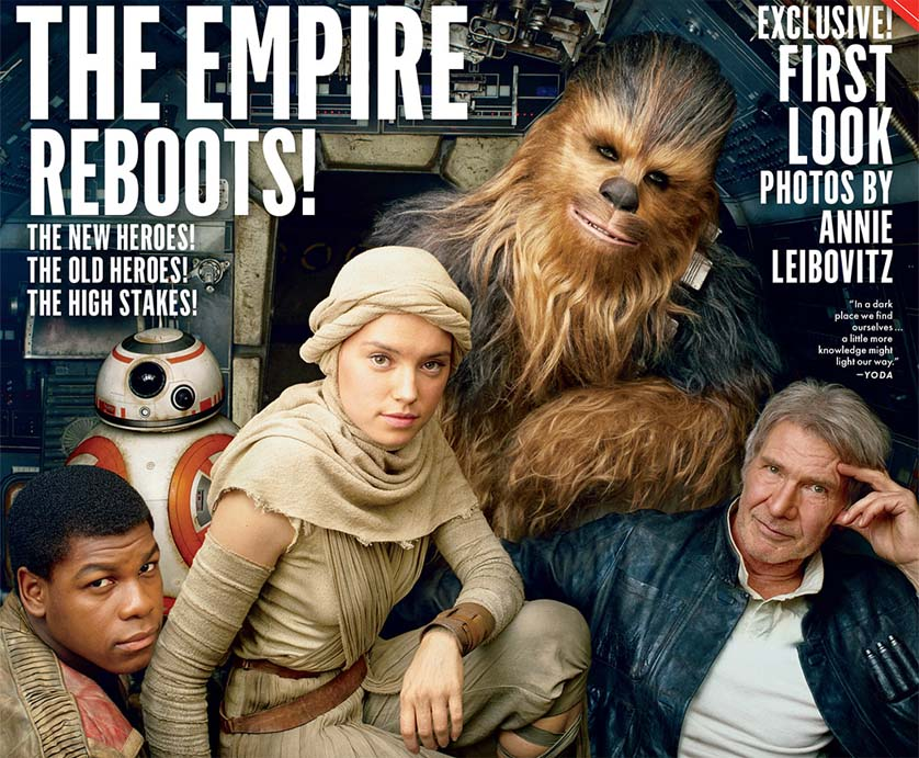 Star Wars Force Awakens Vanity Fair