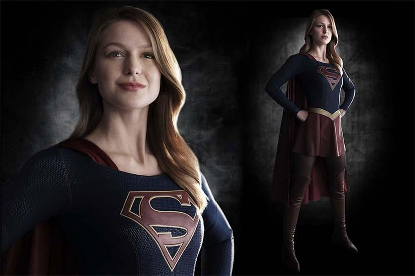 CBS' <em>Supergirl</em> leaks online 6 months early!