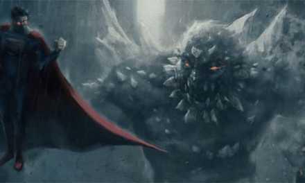Doomsday will be in <em>Batman V Superman: Dawn of Justice</em>