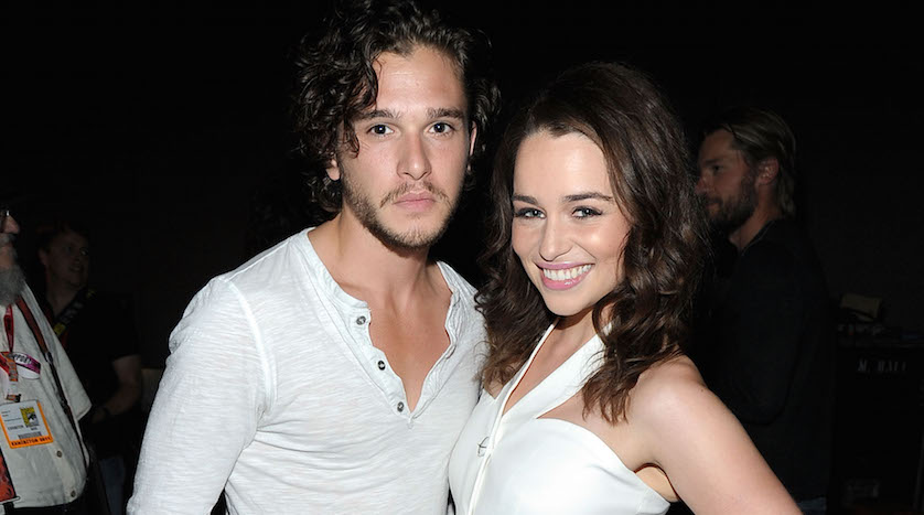 Emilia Clarke Breaks Silence: Revival of Jon Snow from 'Game of Thrones'?