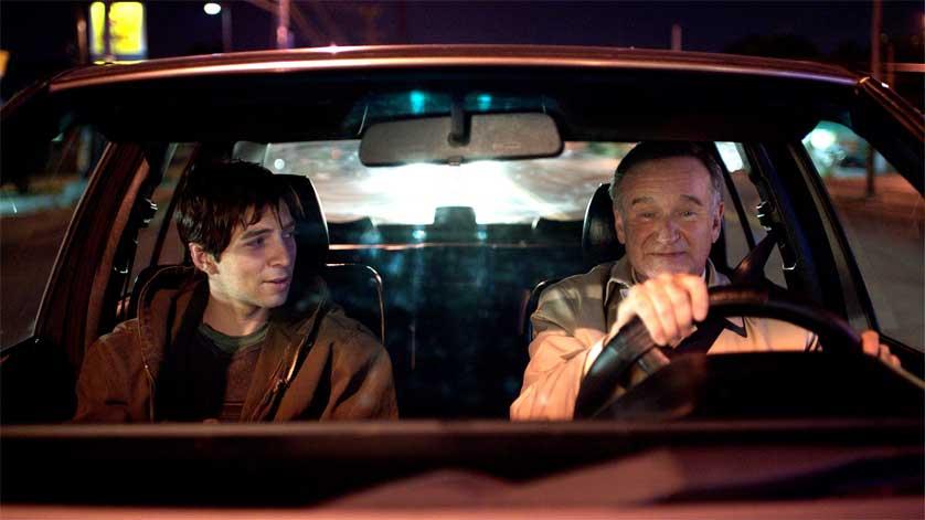 Robin Williams final film trailer for <em>Boulevard</em> is emotional