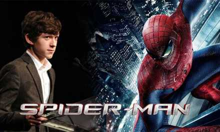 Tom Holland Cast as Marvel's Spider-Man