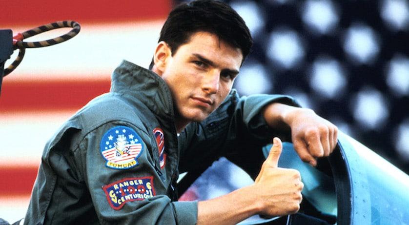 'Top Gun 2' Calls for Cruise's Maverick and Drones