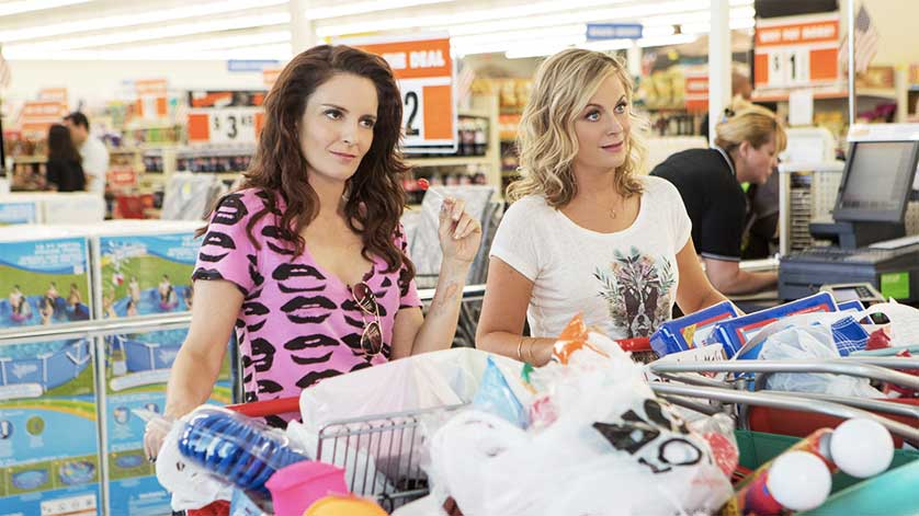 Amy Poehler & Tina Fey Team Up In <em>Sisters</em> Trailer