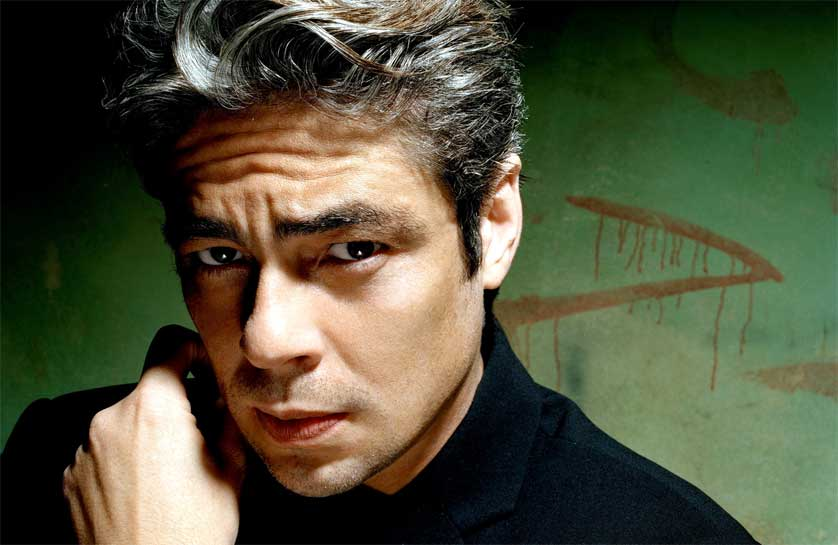"""Benicio Del Toro As Villain In """"Star Wars: Episode VIII"""