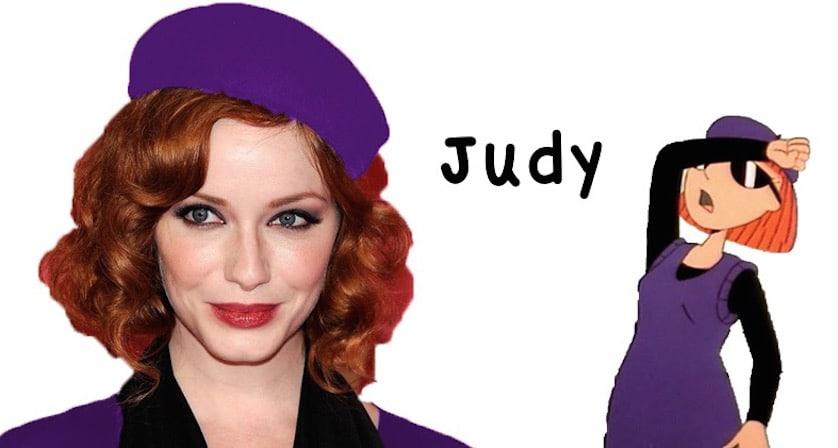 Christina Hendricks - Judy - FilmFad.com