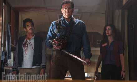 First Image of Bruce Campbell in 'Ash vs Evil Dead'