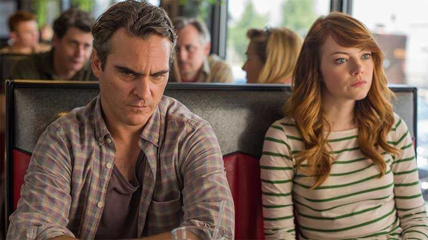 Woody Allen's Darkly Comical Irrational Man Is Ultimately Problematic