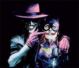 Joker-Batgirl