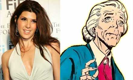 Marisa Tomei to Play Aunt May in Next 'Spider-Man' Movie