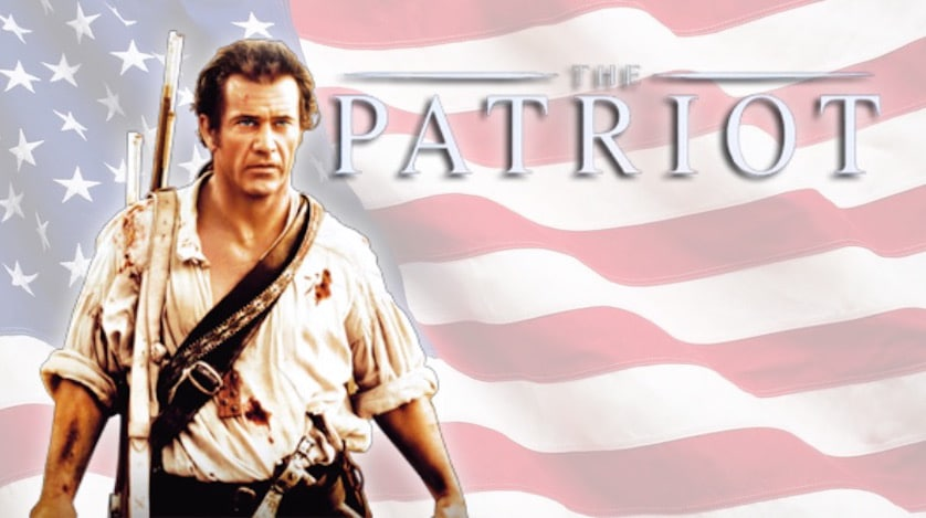 Mel Gibson - The Patriot - FilmFad.com