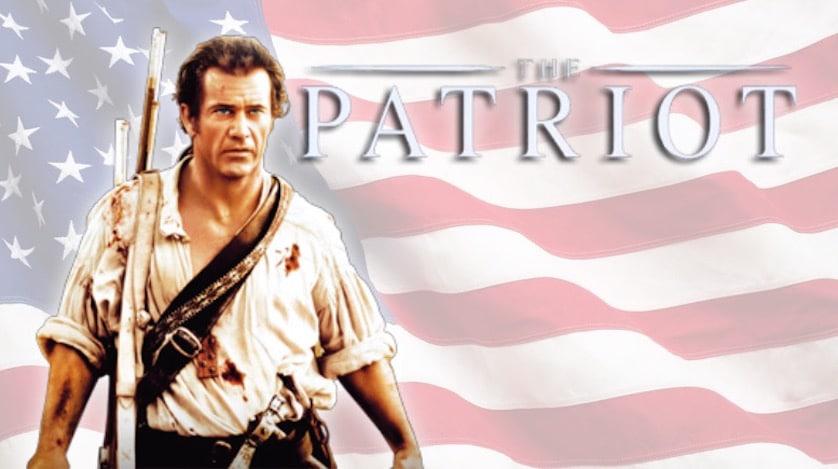 Mel Gibson - The Patriot - FilmFad.com