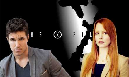 Robbie Amell & Lauren Ambrose join <em>X-Files</em> Cast