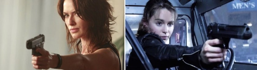 Sarah Connor - Clarke and Heady - FilmFad.com