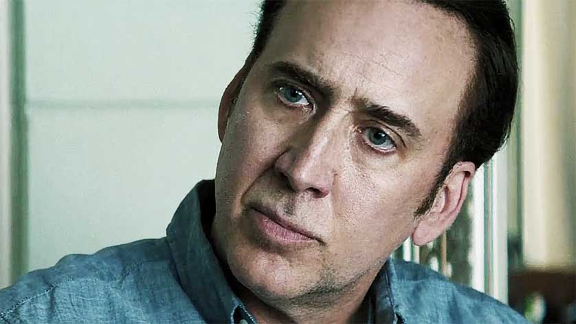 <em>The Runner</em> Trailer Hits the Web Starring Nicolas Cage