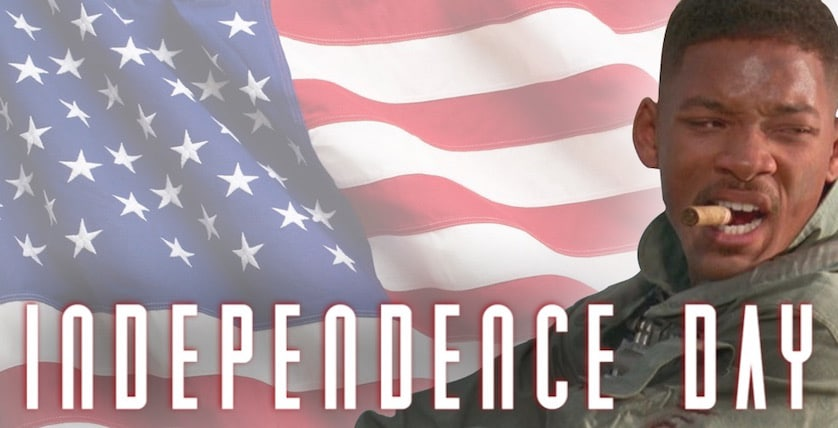 Will Smith - Independence Day - FilmFad.com