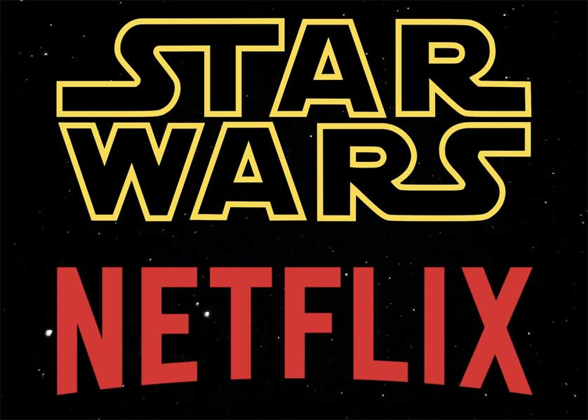 Star Wars Live Action Series Coming to Netflix
