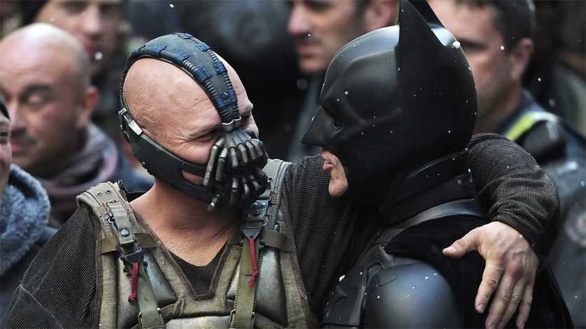 TBT: Behind the Scenes Photos of Christopher Nolan's 'Dark Knight Trilogy'