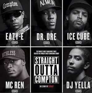 Straight Outta Compton - FilmFad.com