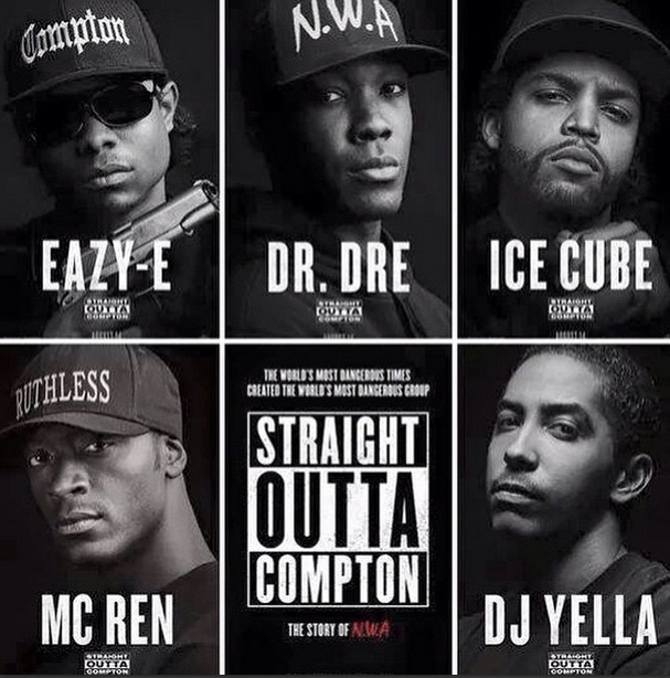 Straight Outta Compton is a High Energy, Artful and Poignant Must