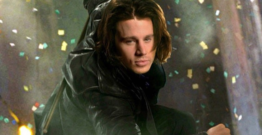 Channing Tatum is BACK onboard for Gambit