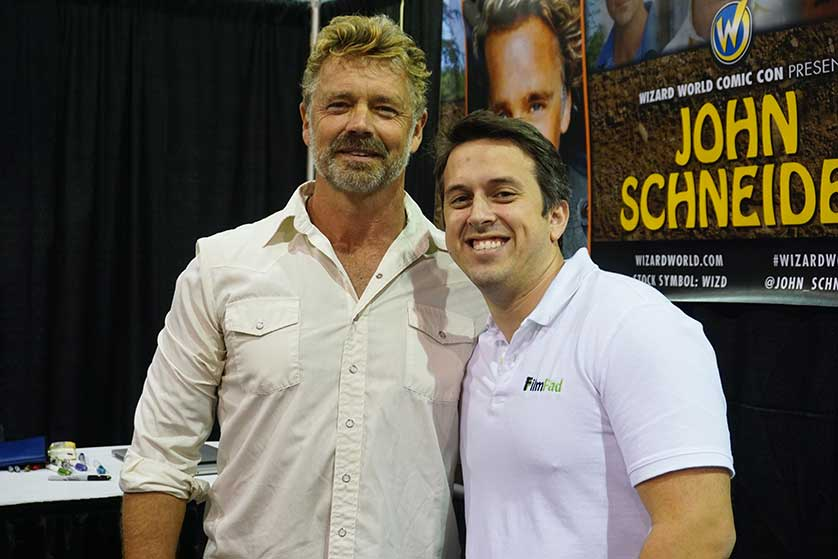 Exclusive: John Schneider Talks Confederate Flag Controversy and Independent Filmmaking