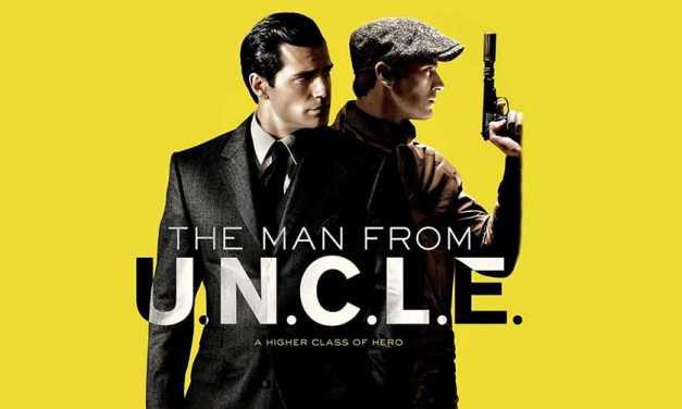 The Man from U.N.C.L.E.: Can Superman Suit Up as Super Spy?