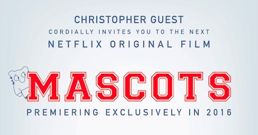 Mascots - Poster - FilmFad.com