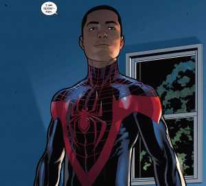 Miles Morales - Spiderman - Marvel - FilmFad.com