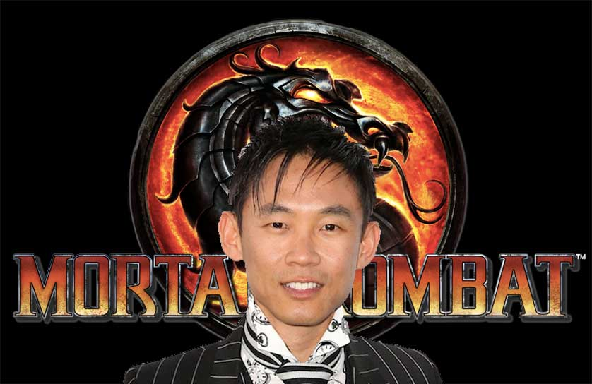 James Wan Signs on to Produce Mortal Kombat Movie