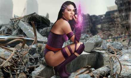 Olivia Munn Shows Off Her Psylocke Moves for 'X-Men: Apocalypse'