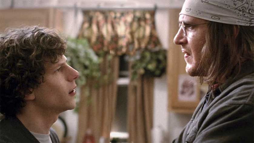 Breakthrough performances from Jason Segel and Jesse Eisenberg