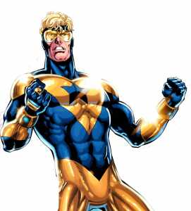 Booster Gold - FIlmfad