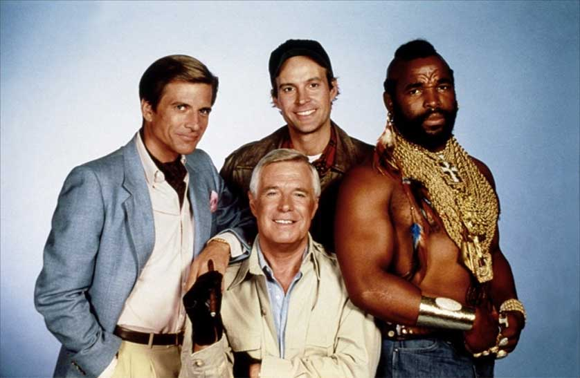 The 'A-Team' is Getting a TV Reboot
