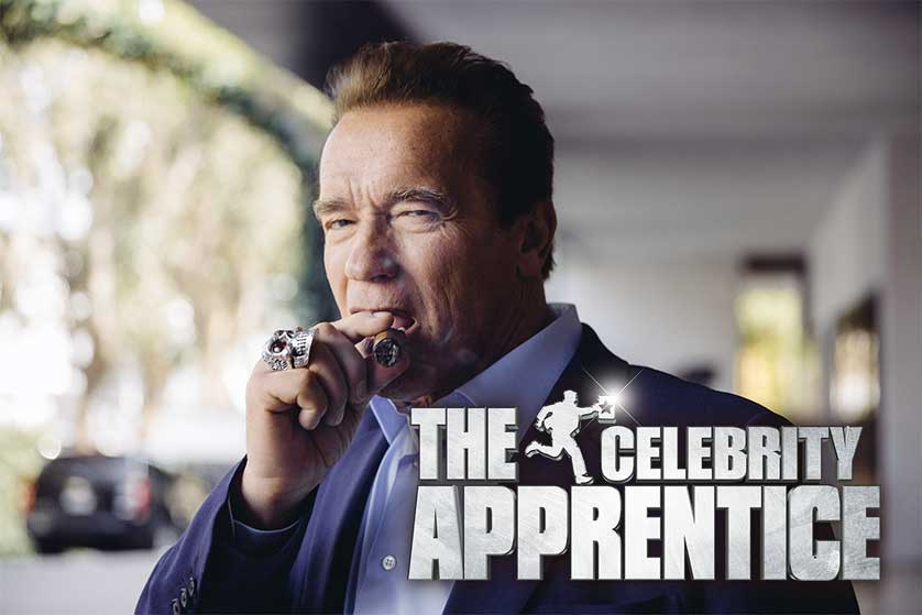 Arnold Schwarzenegger to Replace Donald Trump on Celebrity Apprentice