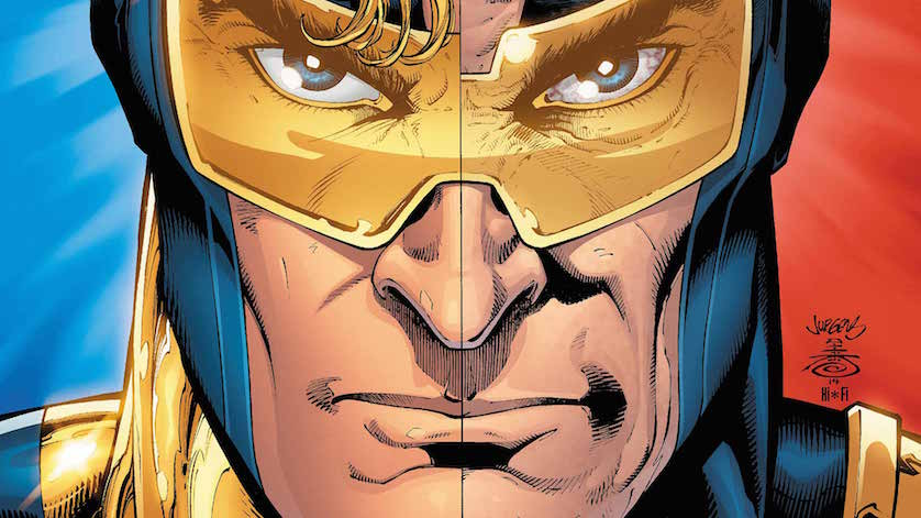 Booster Gold DC Movie Rumor May Be A Reality