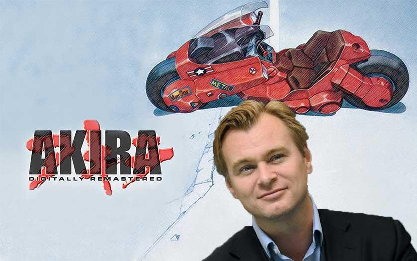 Christopher Nolan's Next Project May Be 'Akira'