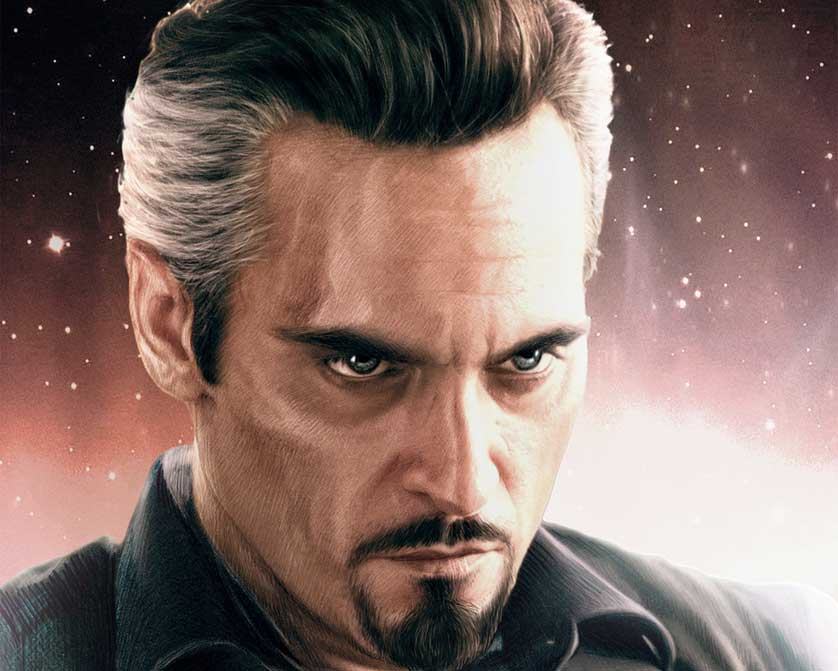 Joaquin Phoenix Explains Why He Left 'Doctor Strange'