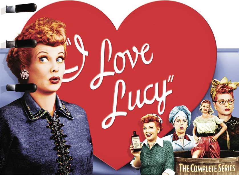 Image result for lucille ball i