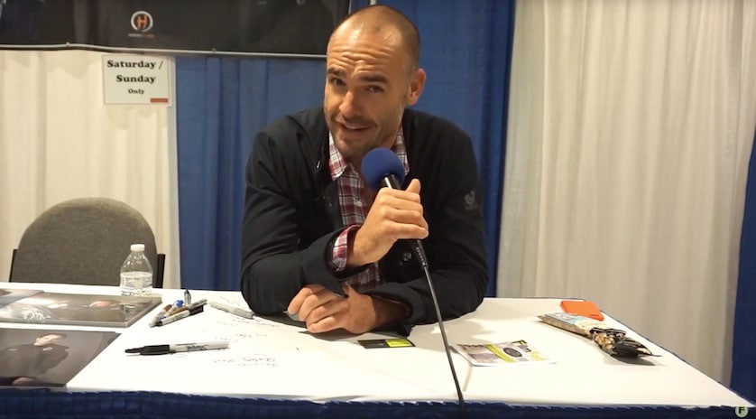Paul Blackthorne - BCC2015 - Arrow - FilmFad.com