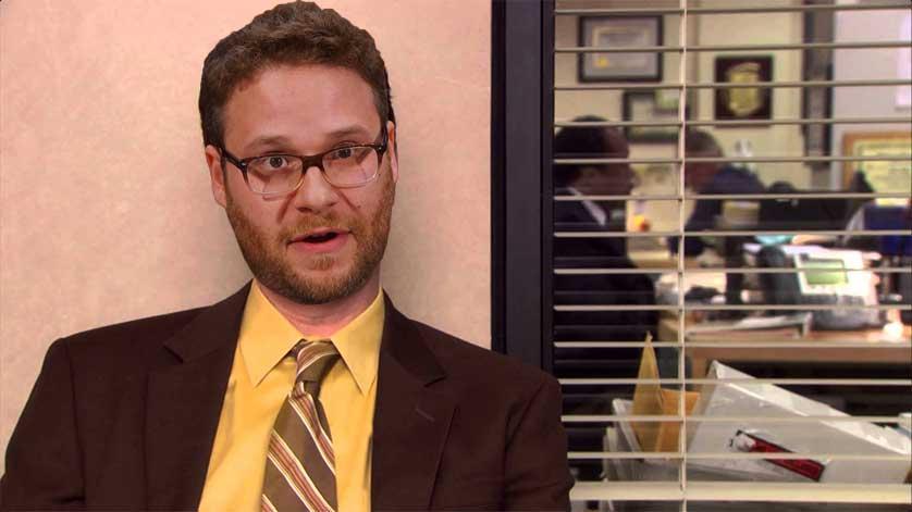 TIL: Big Actors Like Seth Rogen Auditioned for 'The Office'