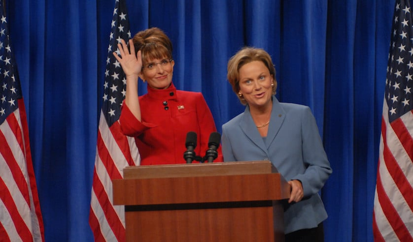 Saturday Night Live - Fey - Palin - FilmFad.com