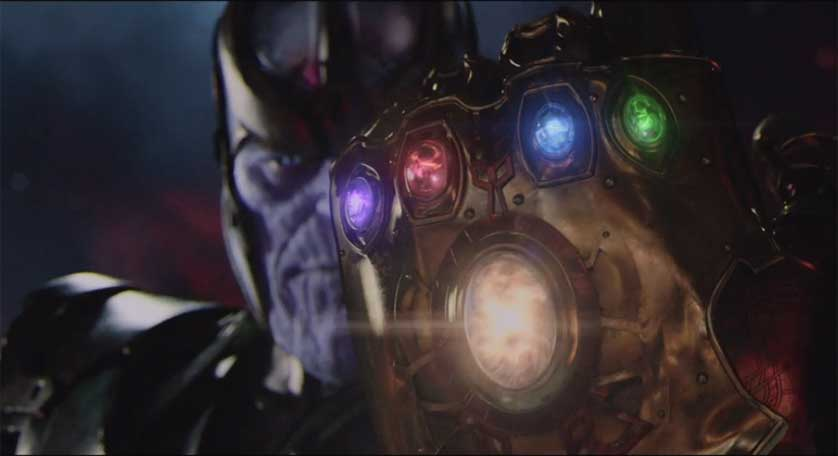 The meaning of the infinity stones in Avengers: Infinity War images