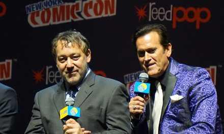 'Ash Vs Evil Dead' NYCC World Premiere and Spoilers